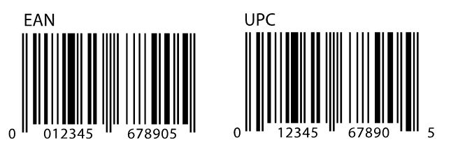 Are UPC and EAN Barcodes the Same? - UPC Barcodes